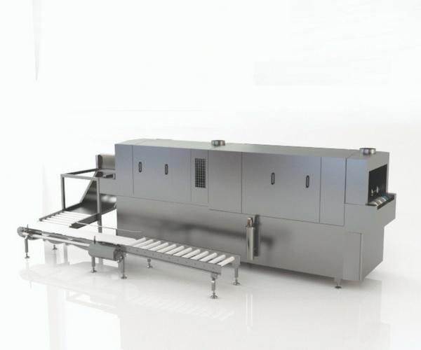 Washing Machine for KLT crates