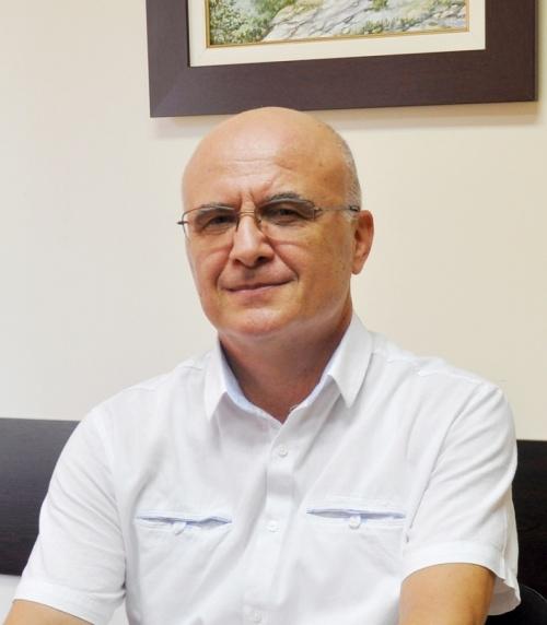 Hristo Shkodrov : Sales Department