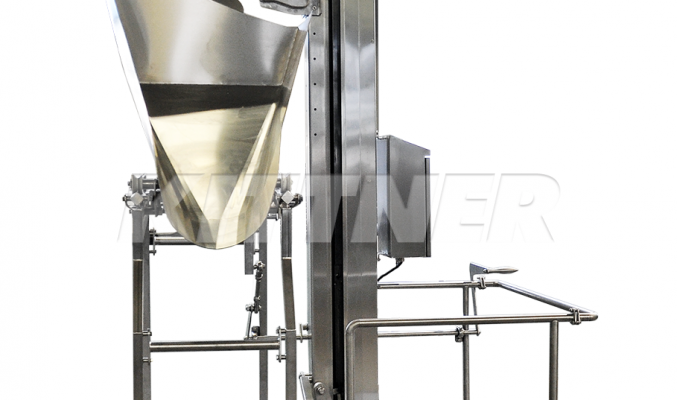 The single column lifter – a versatile supporter in the meat industry